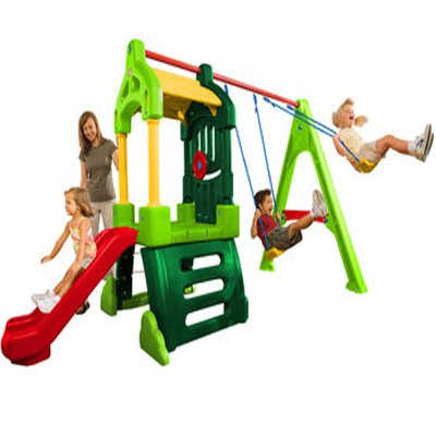 little-tikes-clubhouse-swing-set