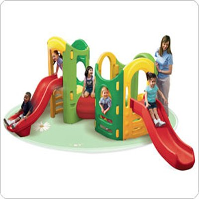 Little tikes 8 in 1 playground makes fun time more exciting for Little tikes 8 in 1