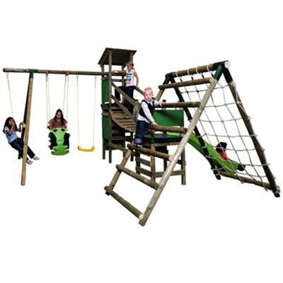 little-tikes-marlow-climb-n-slide-swing-set