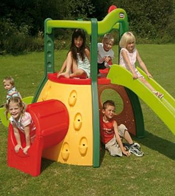 little-tikes-double-decker-superslide