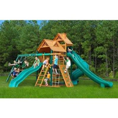Gorilla playsets big skye ii the ultimate backyard play for Gorilla playsets
