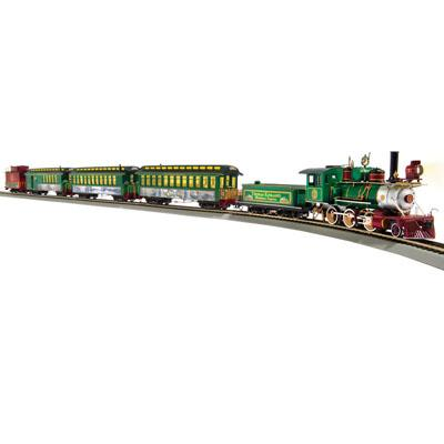 The Only Thomas Kinkade Electric Train