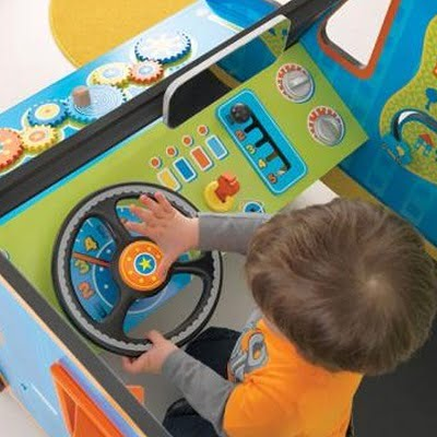 KidKraft Activity Truck 3