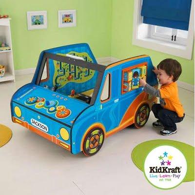 KidKraft Activity Truck