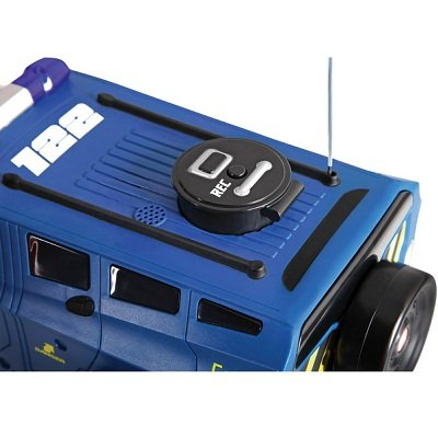 The Talking RC Police Cruiser 2