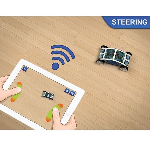 The iPad Controlled Car Kit 1