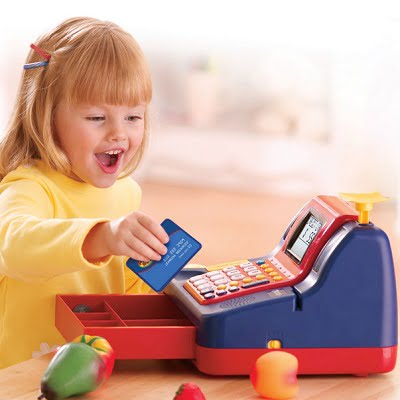 The Best Children's Cash Register 1