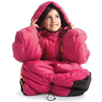 The Wearable Sleeping Bag 2