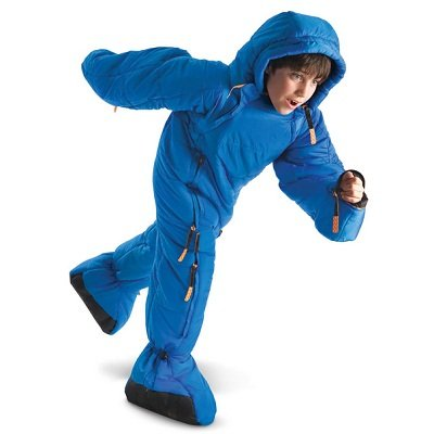The Wearable Sleeping Bag 3