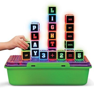 The Award Winning Illuminated Learning Blocks