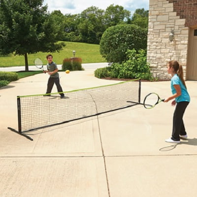The Instant Tennis Court