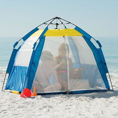 The One Touch Instant Beach Cabana 1