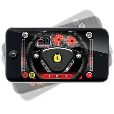 The iPhone Remote Controlled Enzo Ferrari 1