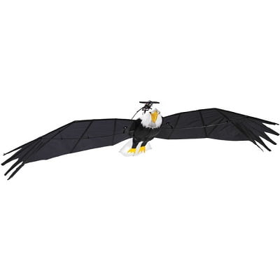 The 9 12 Foot Remote Controlled Bald Eagle