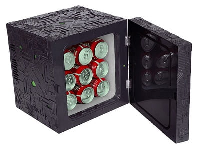 Star Trek Borg Cube Fridge 1