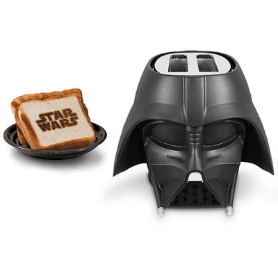 The Darth Vader Toaster