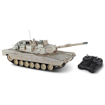 The Remote Controlled Abrams Tank 2