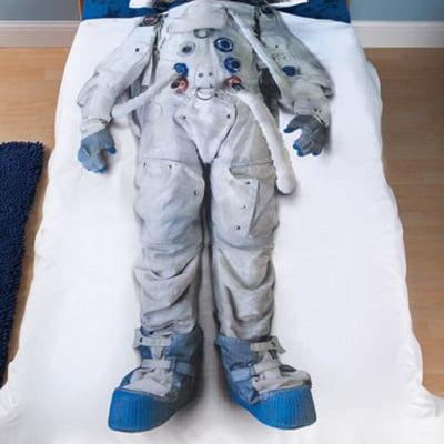 The Future Astronaut's Bedding 1