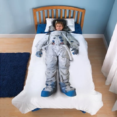 The Future Astronaut's Bedding