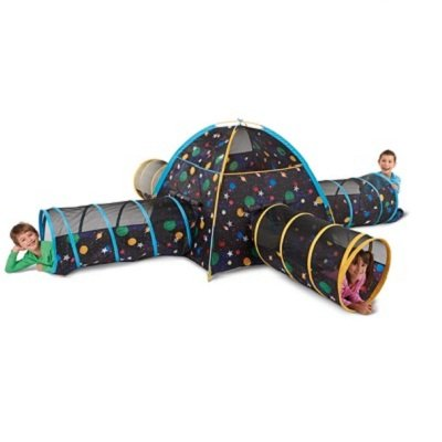 The Glow In The Dark Stargazer's Tent