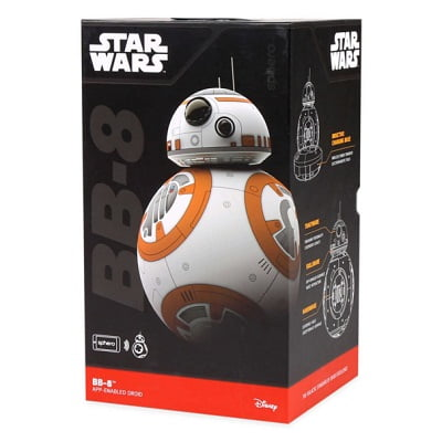 The Star Wars BB-8 Hologram Projecting Droid 2
