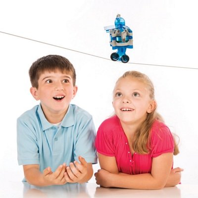 The Tightrope Walking Gyrobot Kit