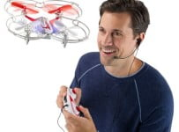 The Voice Controlled Drone