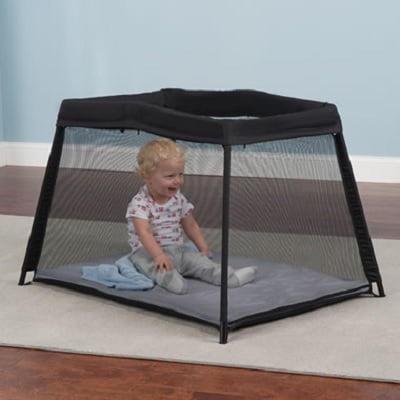 The Ultralight Portable Crib