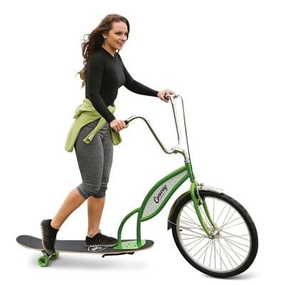 The Longboard Bike 1