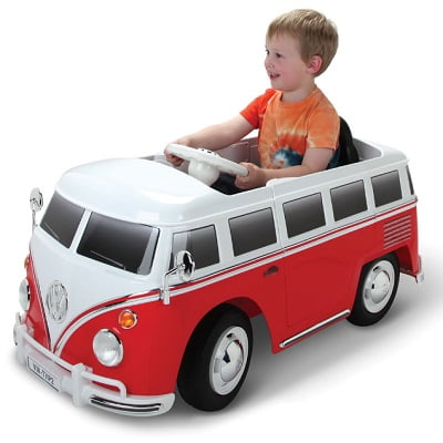 The Children's Ride On Volkswagen Bus 1