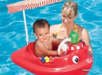 The Tot's Adjustable Tugboat
