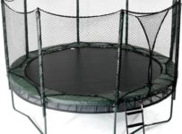 The Double Bounce Trampoline