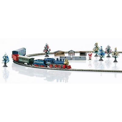 The World's Smallest Electric Train Set