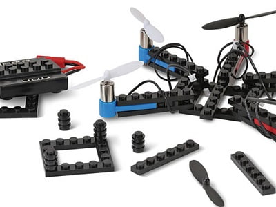 The Build Your Own Video Drone 1