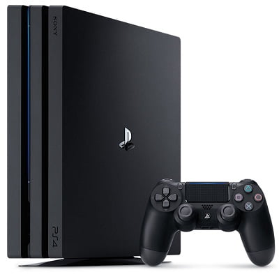 The Sony Playstation PS4 Pro Starter Bundle