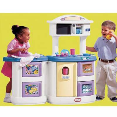 Little tikes kitchen and laundry set the amusing game for Kitchen set games