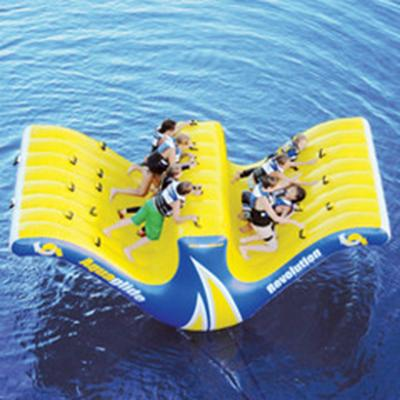 The Ten Person Water Totter