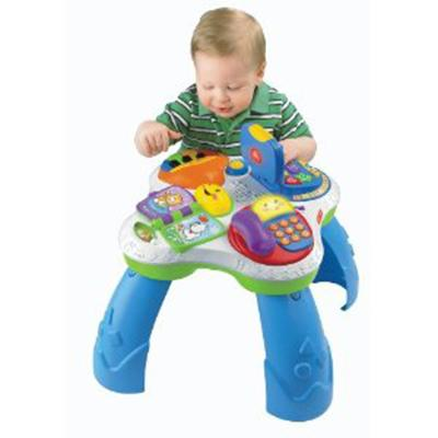 Fisher-Price Laugh and Learn Fun with Friends Musical Table