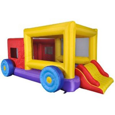 Jump Truck Moon Bounce House