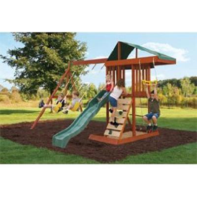 Westmount III Outdoor Wooden Playcenter
