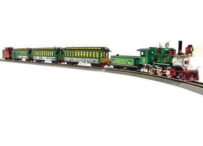 The Only Thomas Kinkade Electric Train