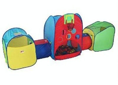 Playhut Lil Explorers Mega land  sc 1 st  kids playground set & Playhut Lil Explorers Mega Land - An all around play tent for kids