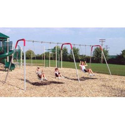 Sports Play 4 Seaters Modern Bipod Swing
