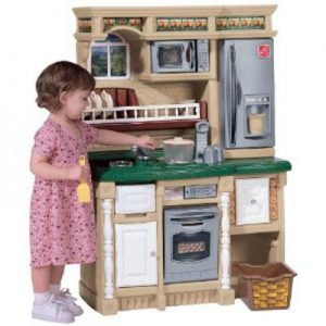 Step2 LifeStyle Custom Kitchen - An Awesomely Designed Kids Play Kitchen