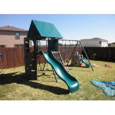 Lifetime Adventure Play set