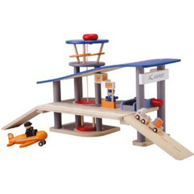 Plan Toys City Series Airport