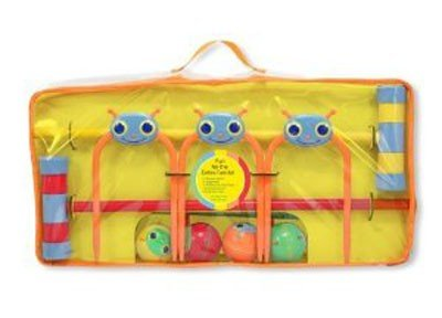 Melissa & Doug Sunny Patch Happy Giddy Croquet Set