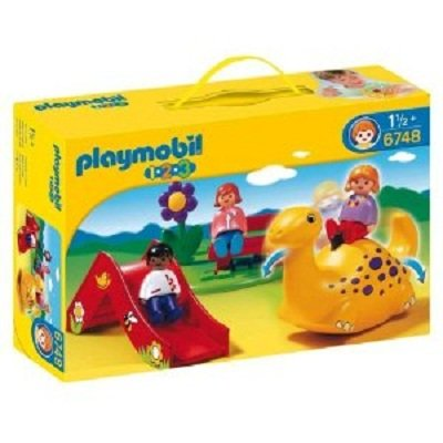 Playmobil 1.2.3 Playground Set