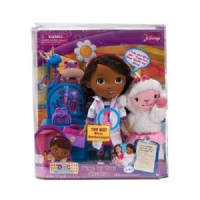 Disney Doc McStuffins Interactive Talking Doll