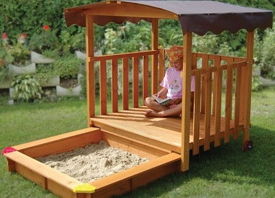 The Hidden Sandbox Playhouse